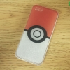 iPhone 5, 5s, SE - เคสใสลาย PokeBall Pokemon