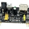 โมดูลแปลงไฟ 5V 3.3V ให้บอร์ดทดลอง Breadboard Power Supply สำaหรับ Arduino