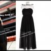 Sexy Dress 27 สีดำ