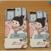 iPhone 8 Plus / 7 Plus - เคส TPU ลาย Exercise Girl
