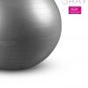 หุ่นเฟิร์ม เป็นคนใหม่ด้วยลูกบอลโยคะ yottoy ขนาด 55cm สีเทา