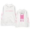 Hoodie BTS Love Yourself #Tear Logo -ระบุสี/ไซต์-