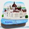 ของที่ระลึก magnets แบบ 84 อาคารรัฐสภาฮังการี บูดาเปสต์ ประเทศฮังการี