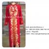 ชุดเวียดนามหญิงชั้นสูง ลายหงส์มังกร (ส่งฟรี EMS)