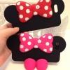 Minnie Case (เคส+ที่ตั้ง) - iPhone5, 5s