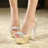 รองเท้าส้นสูงสไตล์เจ้าหญิงสวยหวาน