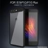 Huawei P10 - เคสหลังใส ขอบยาง iPAKY (TPU+PC) แท้