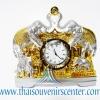 ของพรีเมี่ยม ของที่ระลึกไทย นาฬิกา แบบ 1 สีทองและเงิน
