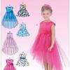 แพทเทิร์นตัดชุดเดรสเด็กหญิง Mccalls 7077 Size: 2-3-4-5