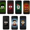 Hard Case ลาย ซุปเปอร์ฮีโร่ (minion ปลอมตัวมา) - iPhone 5, 5s