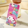 Case Kitty Toffy TPU - iPhone 6 Plus