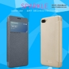 Zenfone 4 Max (ZC554KL) - เคสฝาพับ Nillkin Sparkle leather case แท้