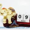 สินค้าพรีเมี่ยม ช้างทรงเครื่องกับปฏิทิน แบบที่ 10
