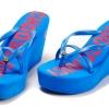 รองเท้า Choose Juicy สีน้ำเงิน มีไซส์ 36 37 38 39
