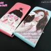 ►►เคสหนัง Samsung S4 mini / I9190 ►► ลายการ์ตูนผู้หญิงน่ารักๆ