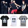 เสื้อยืด Micky Mouse B.I iKON -ระบุไซต์/สี-