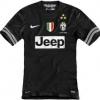 เสื้อทีมเยือน Juventus ฤดูกาล 2012 - 2013