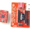 A4988 Arduino Stepper Motor Control Driver Module + Control Panel