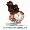 ของพรีเมี่ยม ของที่ระลึกไทย นาฬิกา แบบ 30 สีทองแดง