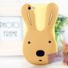 กระต่าย Gomi Le sucre ซิลิโคน - iPhone 4, 4s