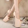 รองเท้าแฟชั่น ไซต์ 34-43 มีความสูง 7.5 และ 8.8 นิ้ว