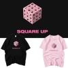 เสื้อยืด BLACKPINK SQUARE UP Logo -ระบุสี/ไซต์-