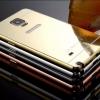 เคส Samsung Galaxy Note 4: bumper + ฝาสไลด์ รองหลัง หรู