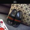 5521 - รองเท้าแตะแฟชั่น สีดำ 40