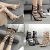 รองเท้าส้นสูงสีครีม/ดำ ไซต์ 35-40