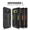Samsung Galaxy S6 - เคสกันกระแทก ทรงถึก Nillkin Defender2 แท้