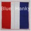 ผ้าพันคอลายธงชาติฝรั่งเศส