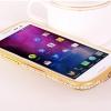 ►►บัมเปอร์เพชร Samsung Grand2►►สีทอง