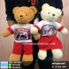 002-สกรีนตุ๊กตาหมี 16 นิ้ว