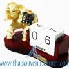 สินค้าพรีเมี่ยม ช้างทรงเครื่องกับปฏิทิน แบบที่ 18