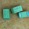 Capacitor22uF/16V-TANTALUM