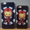 เคสใส TPU Iron Man - iPhone 6 Plus, 6s Plus