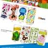 iPhone5, 5s - เคสใส DIsney & Toy Story (86hero)