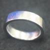 แหวนกีเบียน (Meteorite Gibeon Ring )