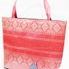 ของขวัญให้ผู้ใหญ่ กระเป๋าถือ size XXL แบบ 90 สีชมพู