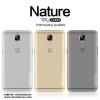 OnePlus 3 - เคสใส Nillkin Nature TPU CASE สุดบาง แท้