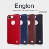 iPhone 8 Plus - เคสหลัง หนัง Nillkin Englon Leather Case แท้