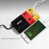 แท่นชาร์ต USB HUB 4port (6A) by Remax (แท้)