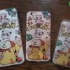 iPhone 5, 5s, SE - เคสใสลาย Pokemon All Friend