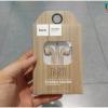 HOCO M1 หูฟัง Srero Sound ลายหินอ่อน (ทรงเดียวกับหูฟัง iPhone) แท้