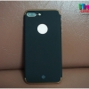 iPhone 7 Plus - เคส LUXURY 2TONE (สีดำ/โรสโกล) TOTU DESIGN แท้