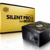 Silent Pro 80plus Gold 1200W Active
