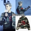 Jacket VETEMENTS Embroidered Camo Gun Club Sty.KRIS -ระบุไซต์-