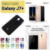 Samsung J7 Plus - เคส TPU Mercury Jelly Case (GOOSPERY) แท้