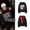 เสื้อแขนยาว V LONE X Tupac's -ระบุไซต์-