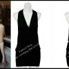 Sexy Dress 16 สีดำ
